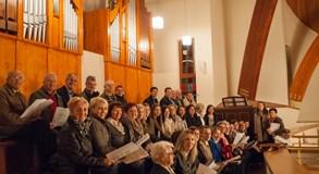 Dekanatski susreti župnih zborova 2015.