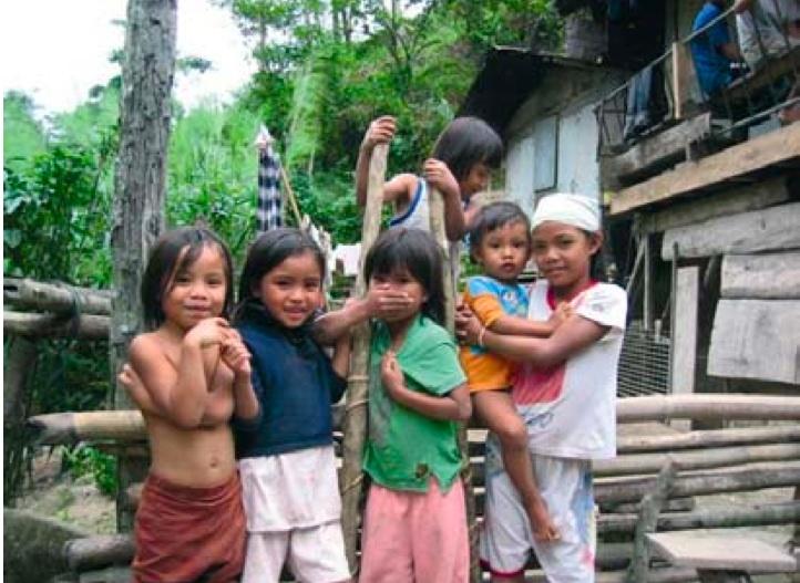 Misijska djeca