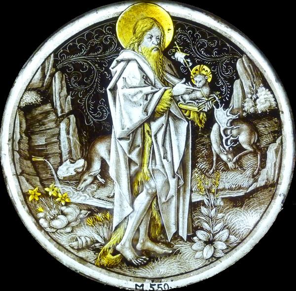 Vitraj, 1480.-85. Museum Schnütgen, Köln