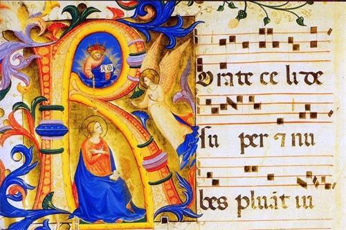 »Rorate caeli desuper et nubes pluant justum« - Rosite, nebesa, odozgor, i oblaci, daždite Pravednika!